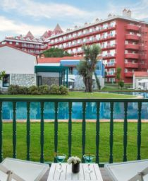 IC SANTAI Otel Göl Villaları