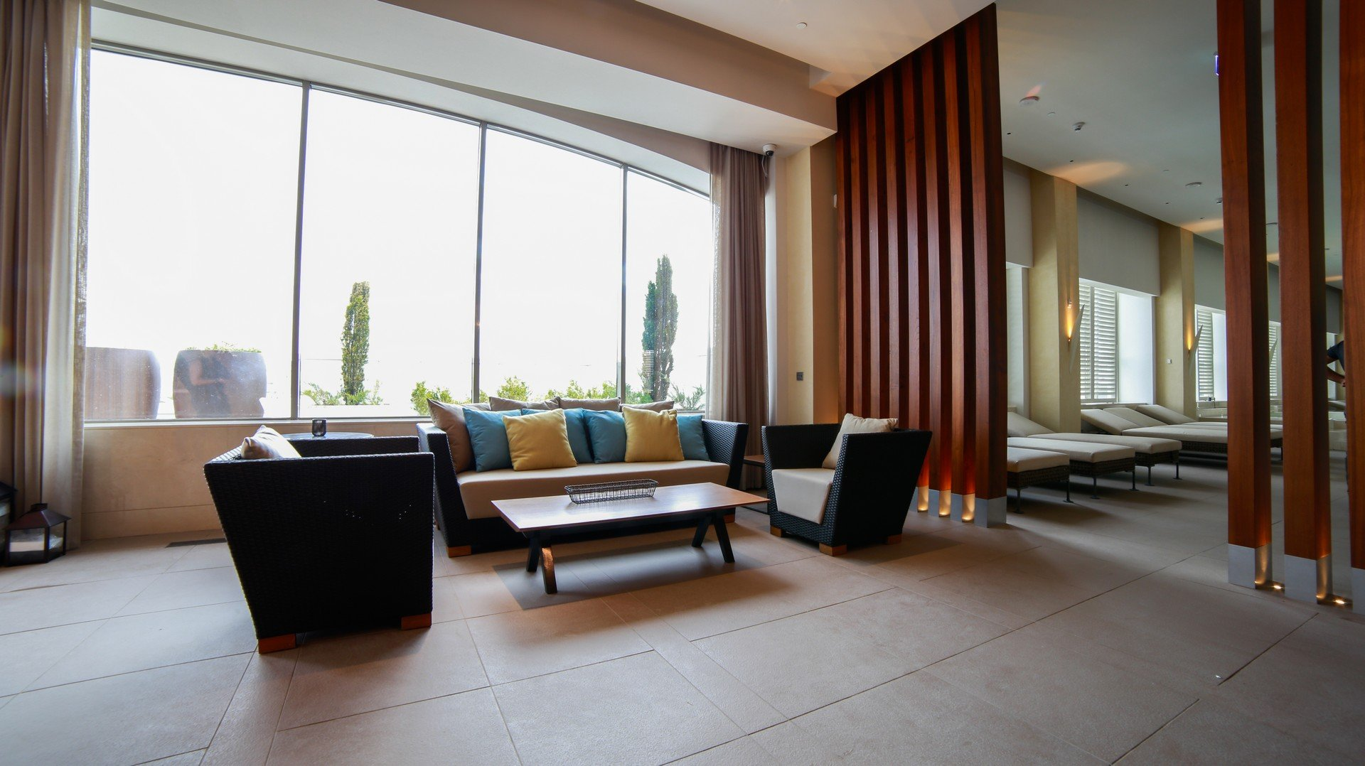 Özbekistan Tashkent HYATT Regency Hotel