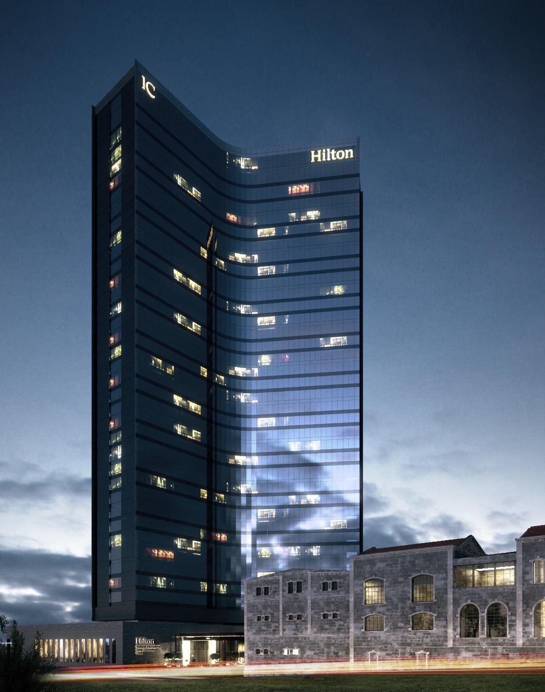 IC Bomonti Hilton Hotel